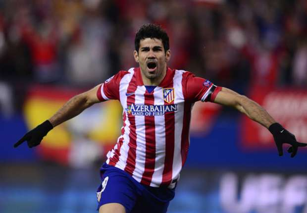 Costa: Atletico are at their very best