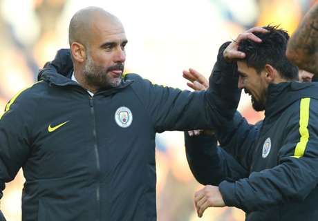 Guardiola wants to crack Conte code