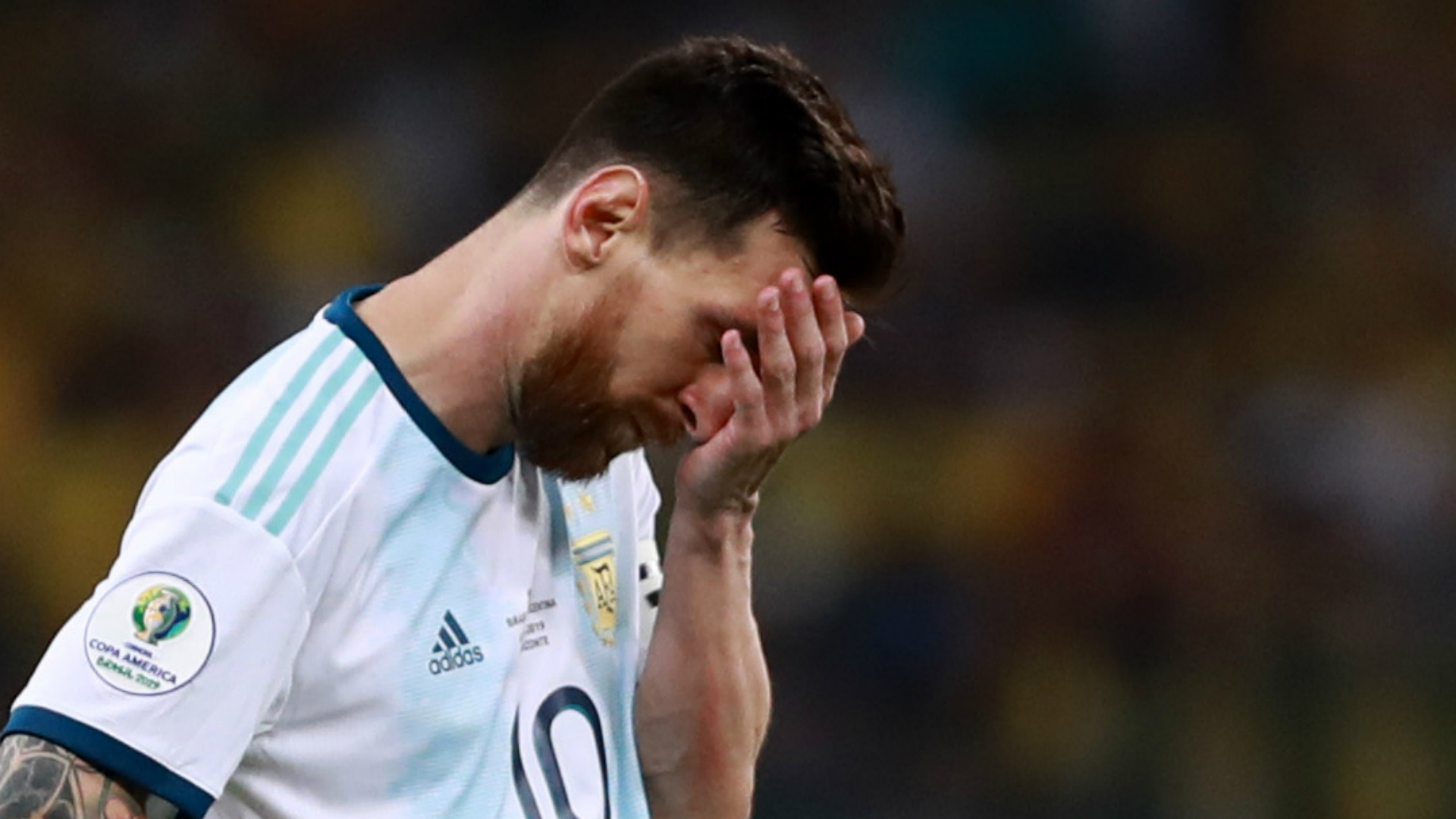 UEFA denies inviting Argentina to Nations League after Messi Copa America row