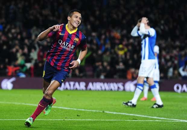 Real Sociedad - Barcelona Preview: Blaugrana must end Anoeta hoodoo to reach Copa final