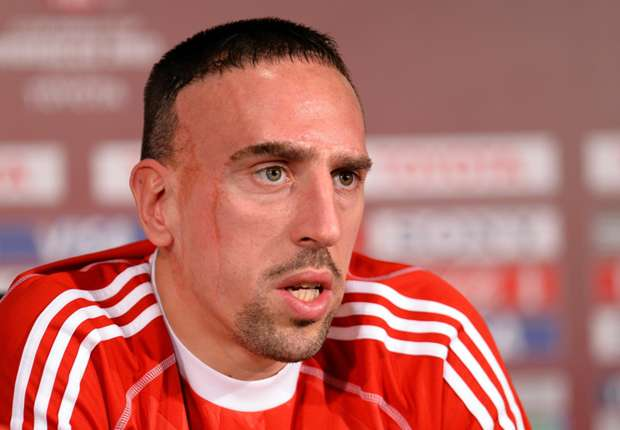 Ribery named Bundesliga Player of the Year