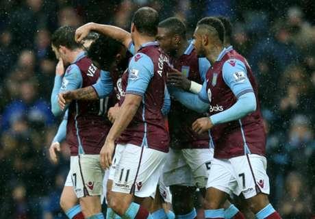 Aston Villa 2-0 Norwich: Vital win