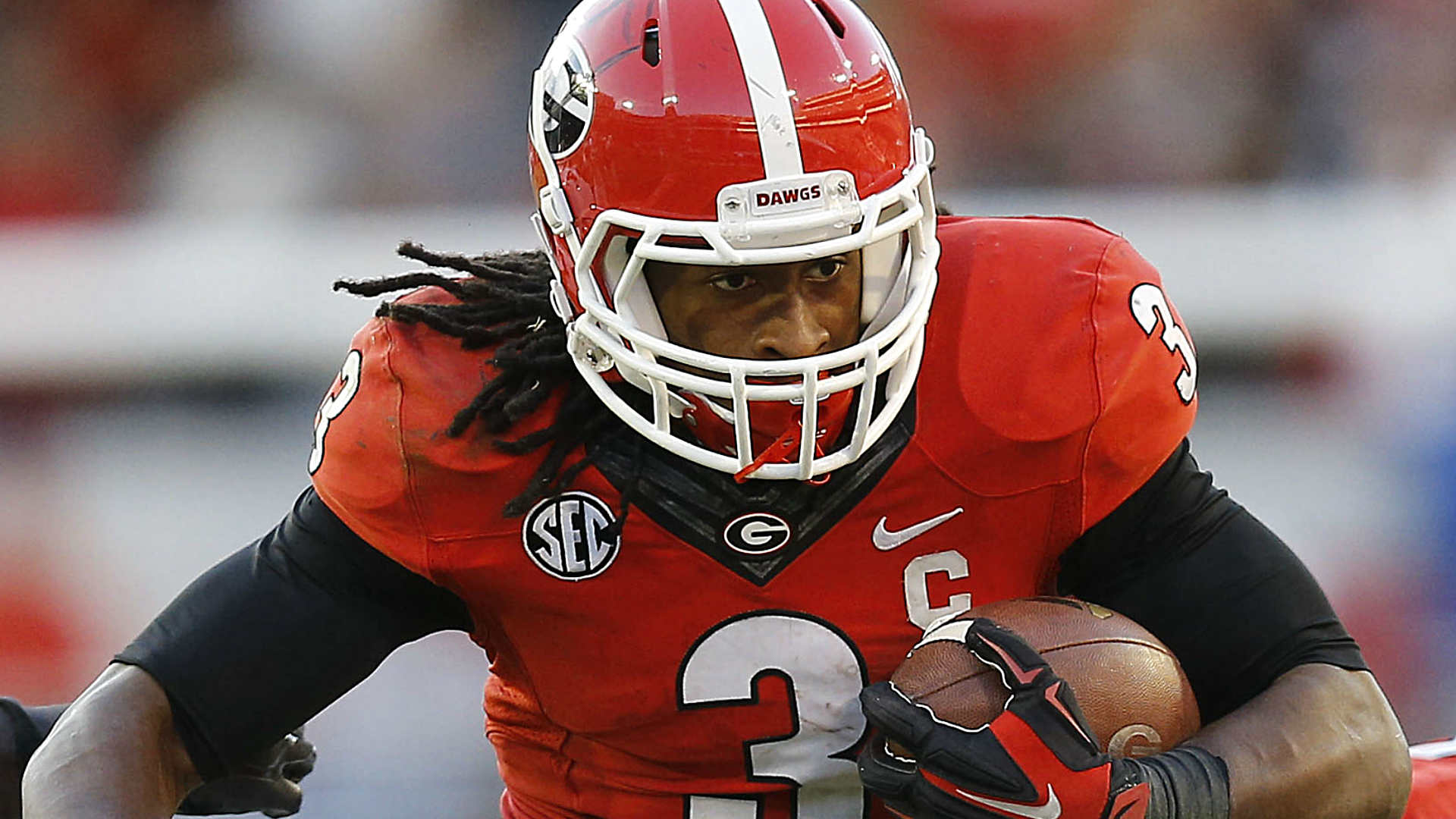 Report: Todd Gurley's knee checks out, ready to go for draft