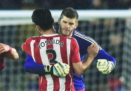 Forster: Saints defence made it easier