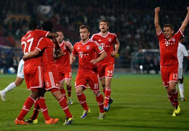 Bayern Munich 2-0 Raja Casablanca: Bavarians cruise to Club World Cup triumph