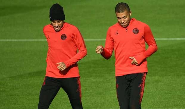 Neymar and Kylian Mbappe - cropped