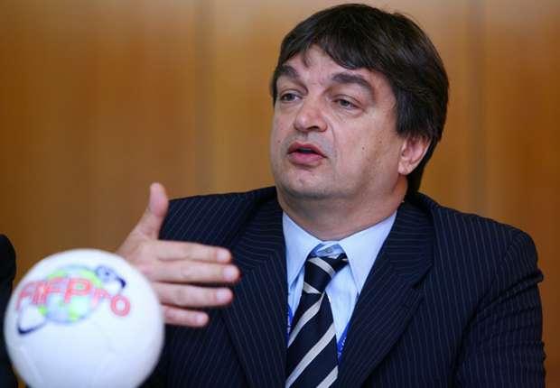 Jérôme Champagne will 2015 den amtierenden FIFA-Präsidenten Sepp Blatter ablösen