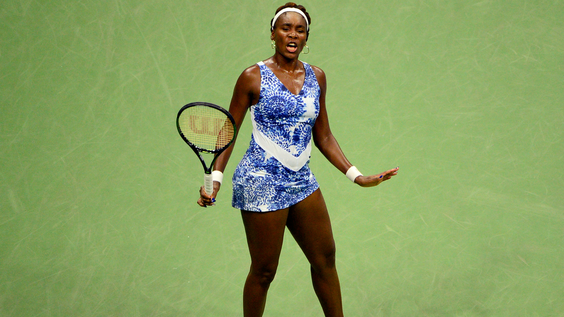 Venus Williams has no plans to retire after loss to Serena in U S