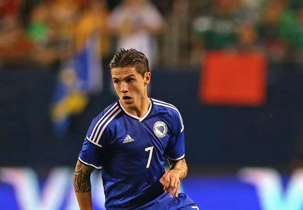 From obscurity to facing Messi - the fall and rise of Muhamed Besic