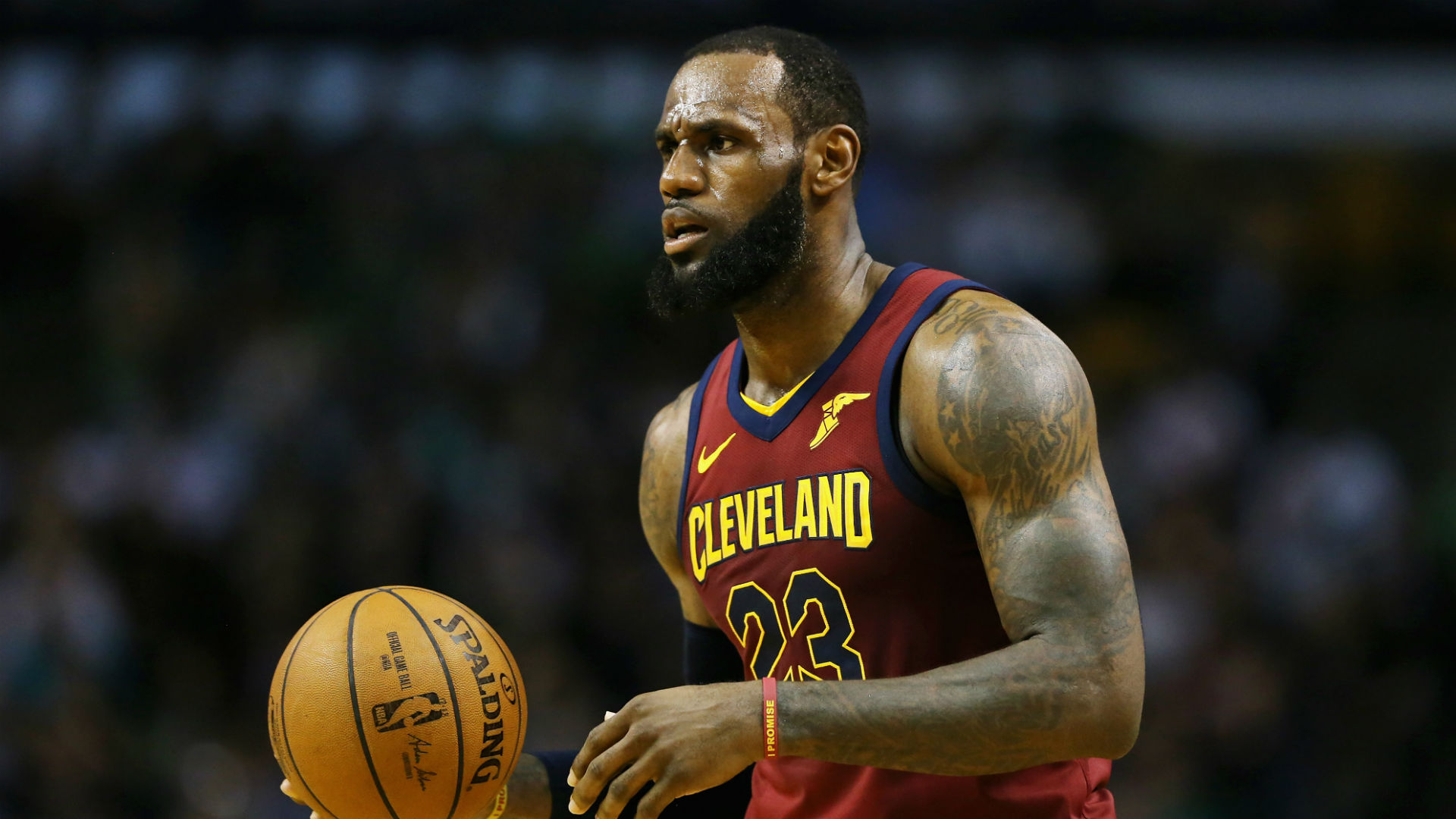Inside 'The Decision Cave' where LeBron James is reportedly mulling his future