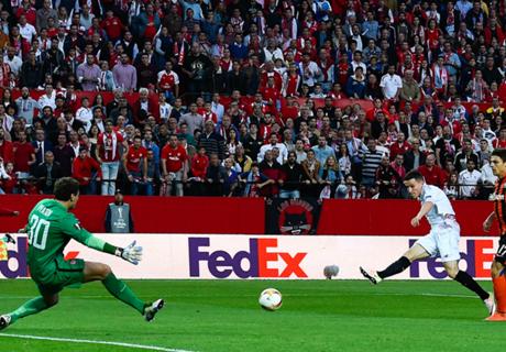 Sevilla 3-1 Shakhtar: Calificaciones