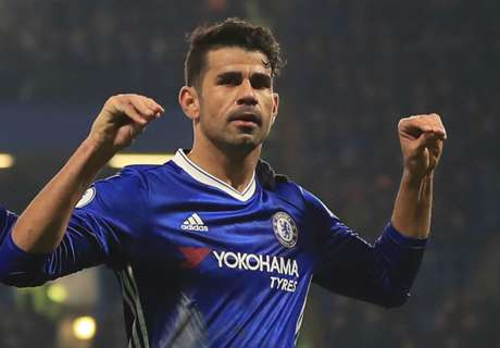 Conte basks in Costa recall