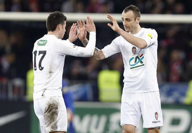 Ranieri impressed with Berbatov impact after first goal for Monaco