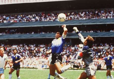 Maradona embraces VAR introduction