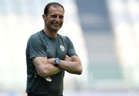 Allegri not worried by final record