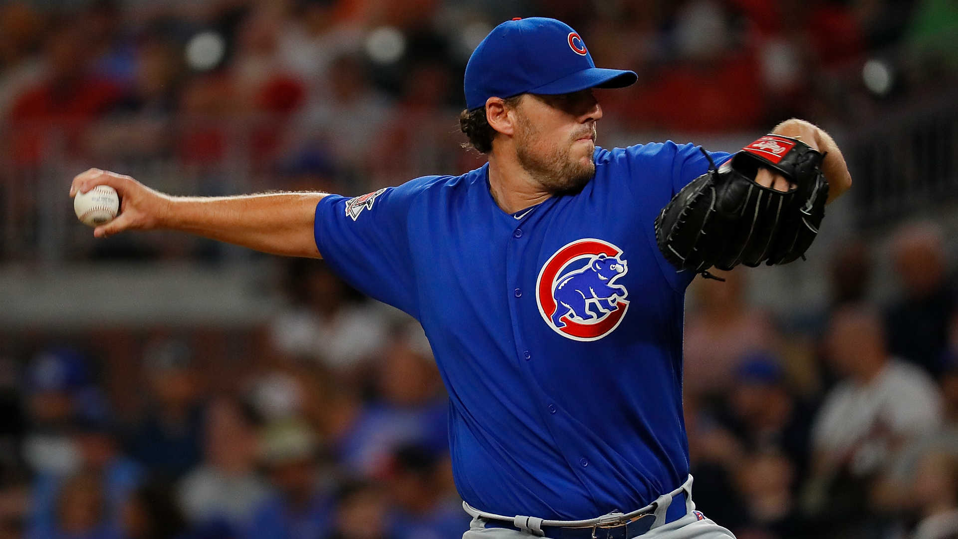 John Lackey makes his return against Atlanta — Chicago Cubs