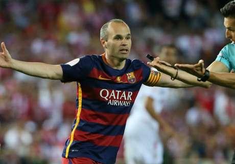 'Iniesta Tanpa Ballon D'Or, Tak Adil!'