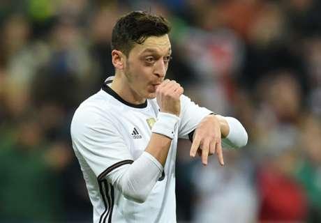 Ozil: Germany don't fear France