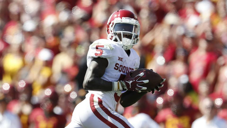 42bd383c2 NFL Draft 2019  WR Marquise  Hollywood  Brown s foot surgery to keep him  from combine