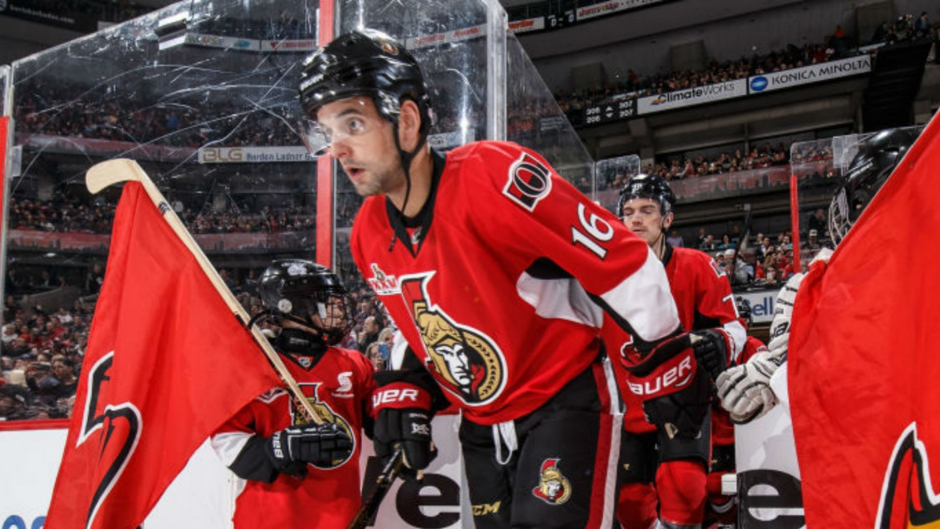 Senators forward Clarke MacArthur fails physical