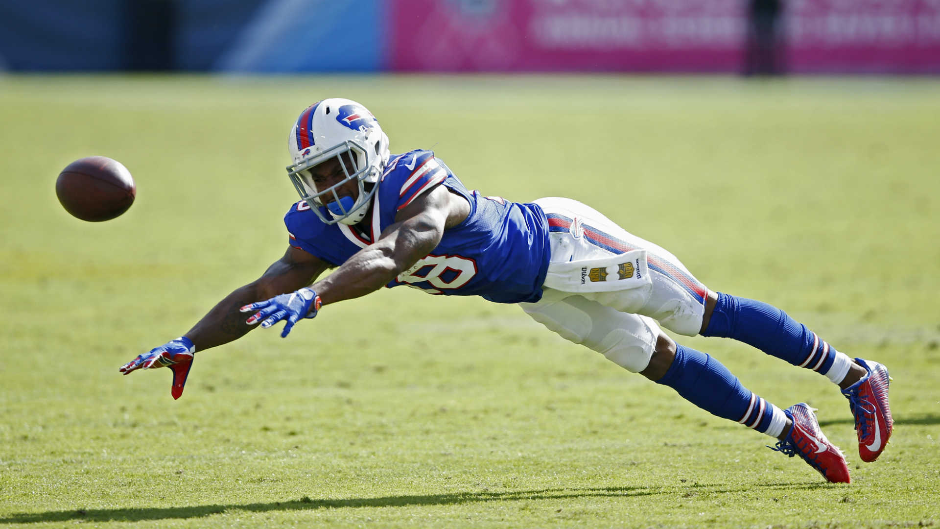 Bills WR Percy Harvin