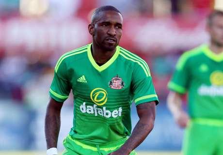 Defoe eyes Sunderland goals