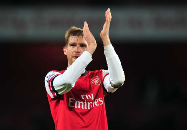 Mertesacker: Arsenal can repeat Munich miracle