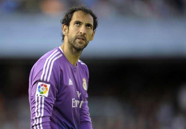 Diego López escribe una carta de despedida al Real Madrid