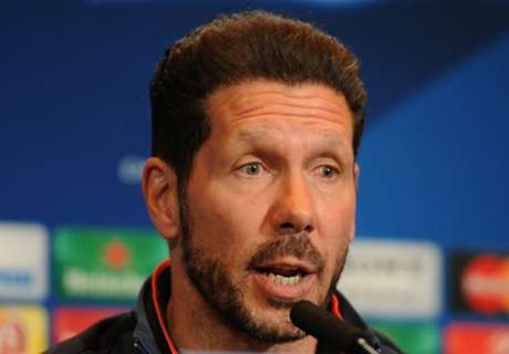 Simeone banned for last Liga games