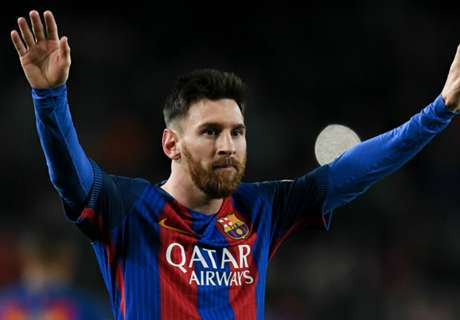 Messi becomes derby top scorer