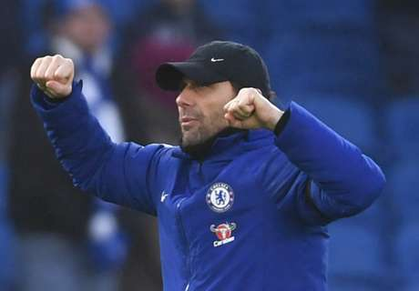 Conte: Don't question Chelsea's mentality