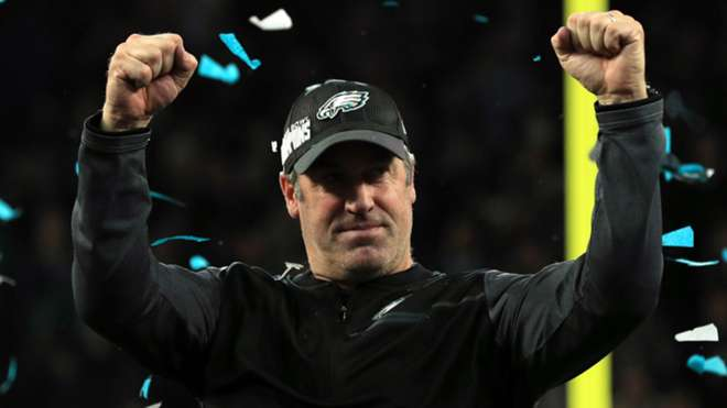 fc715105a Doug Pederson  I want Eagles to remember  underdog  status