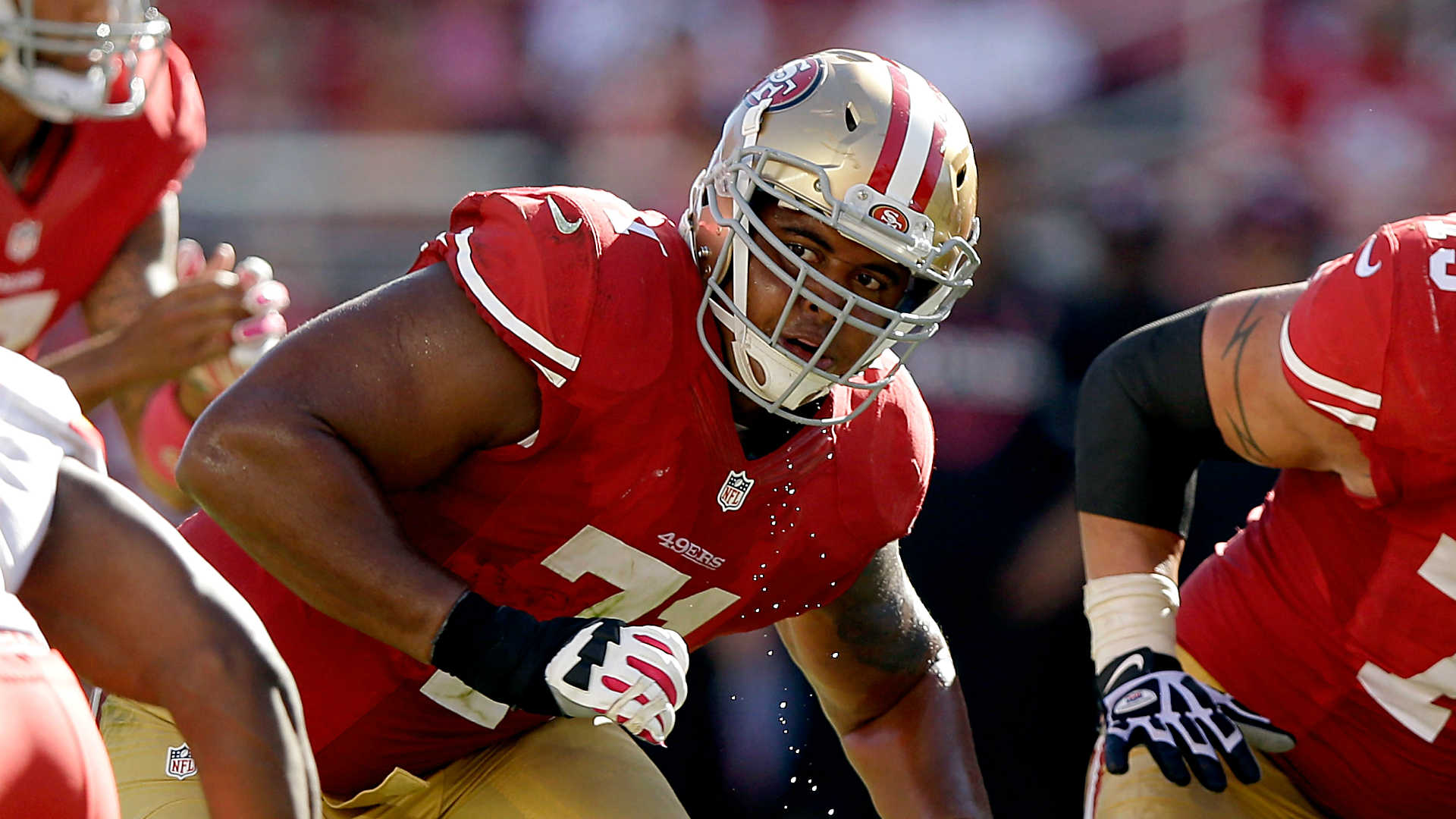 Jonathan Martin cut by 49ers