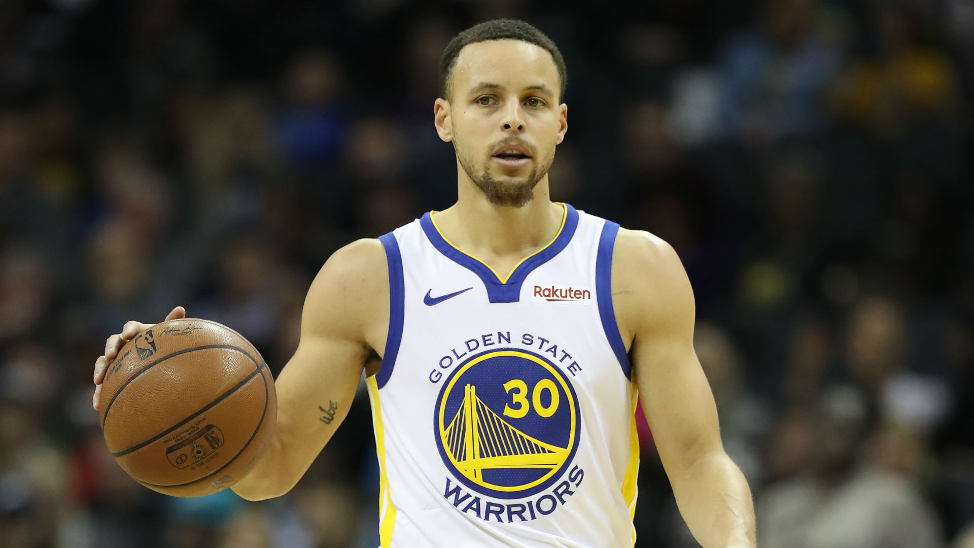 Warriors star Stephen Curry struggles in front of hometown ...