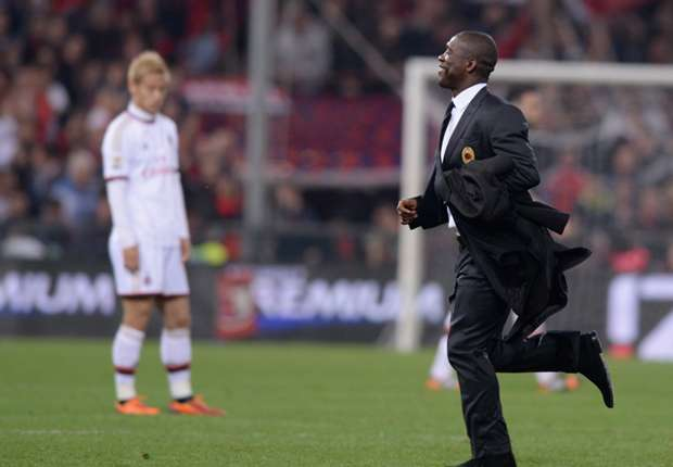 'The whole team was unfit' - Seedorf jabs at Allegri