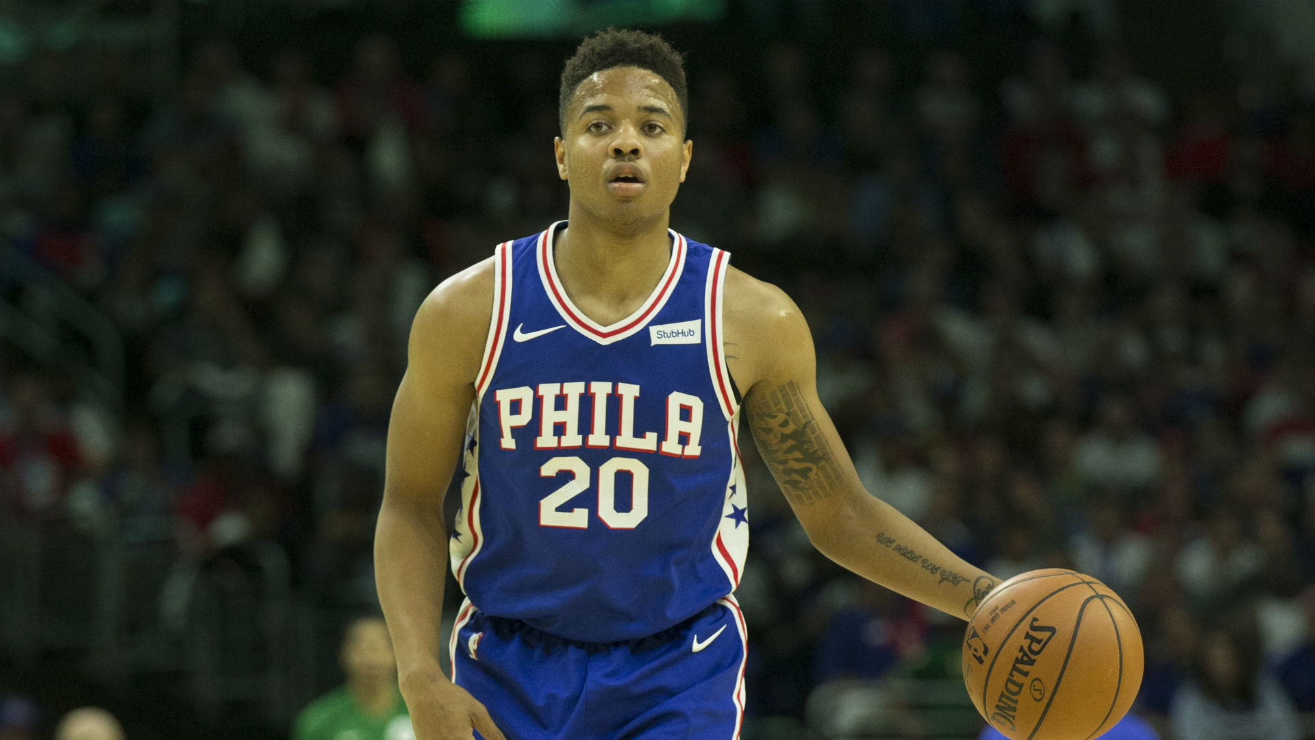 76ers guard Markelle Fultz 'completely different, vastly improved' player, report says