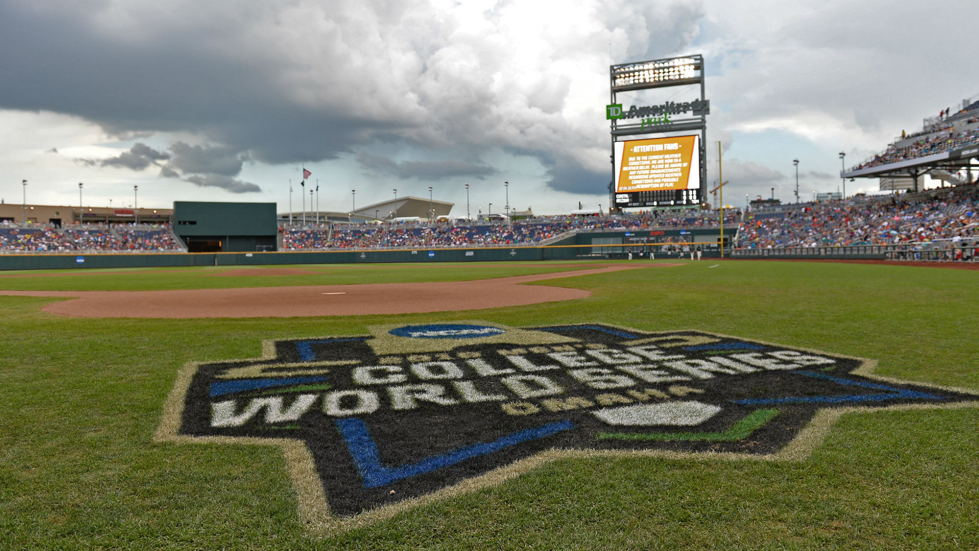 College World Series 2018: Florida's 11th-inning walkoff completes field