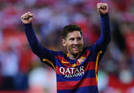Messi excited by Barca challenges
