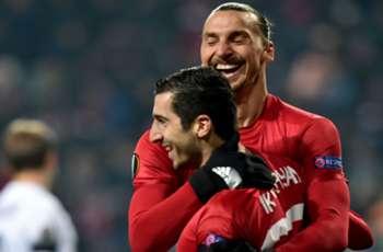 Mourinho marvels at Mkhitaryan mentality after Zorya stunner