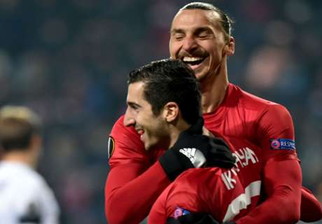 Mourinho marvels at Mkhitaryan