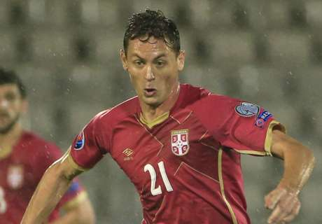 Matic threatens to quit Serbia duty