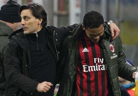 Milan's Montella focused on Europe