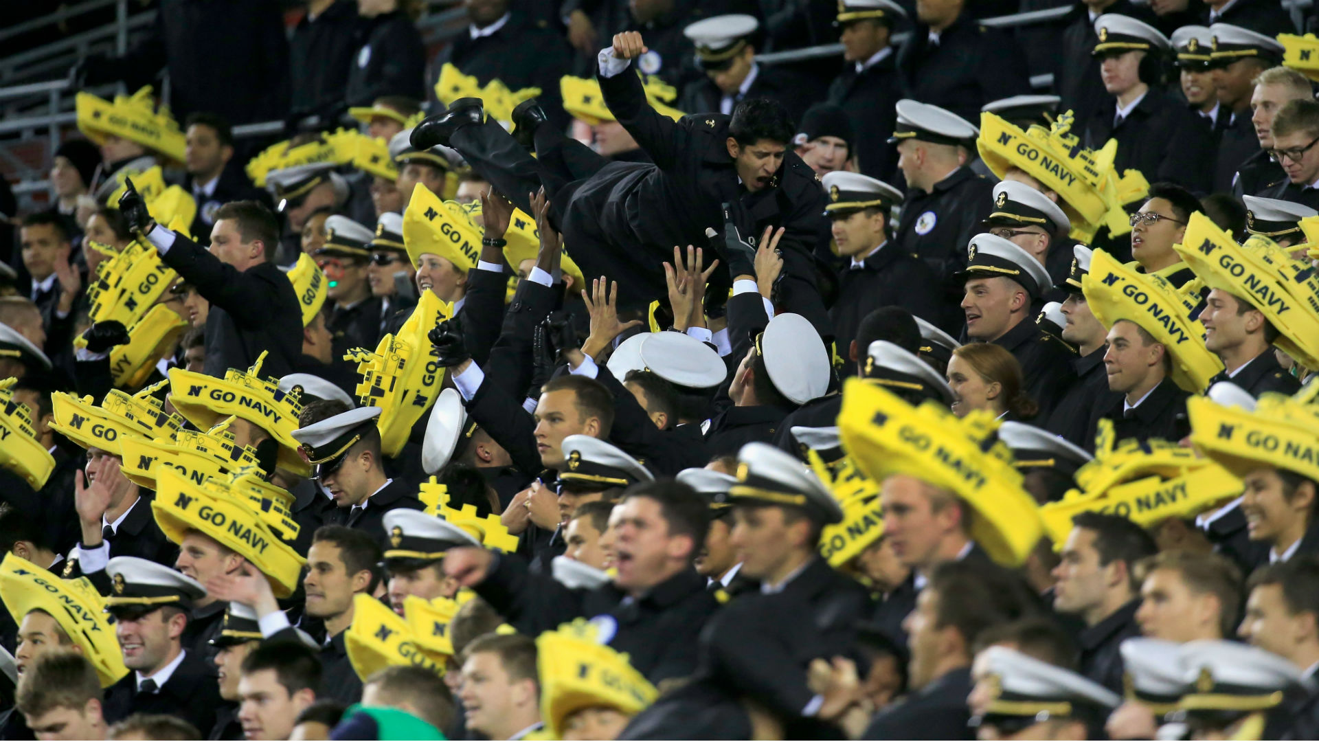 Navy-Notre Dame series might make stop in San Diego