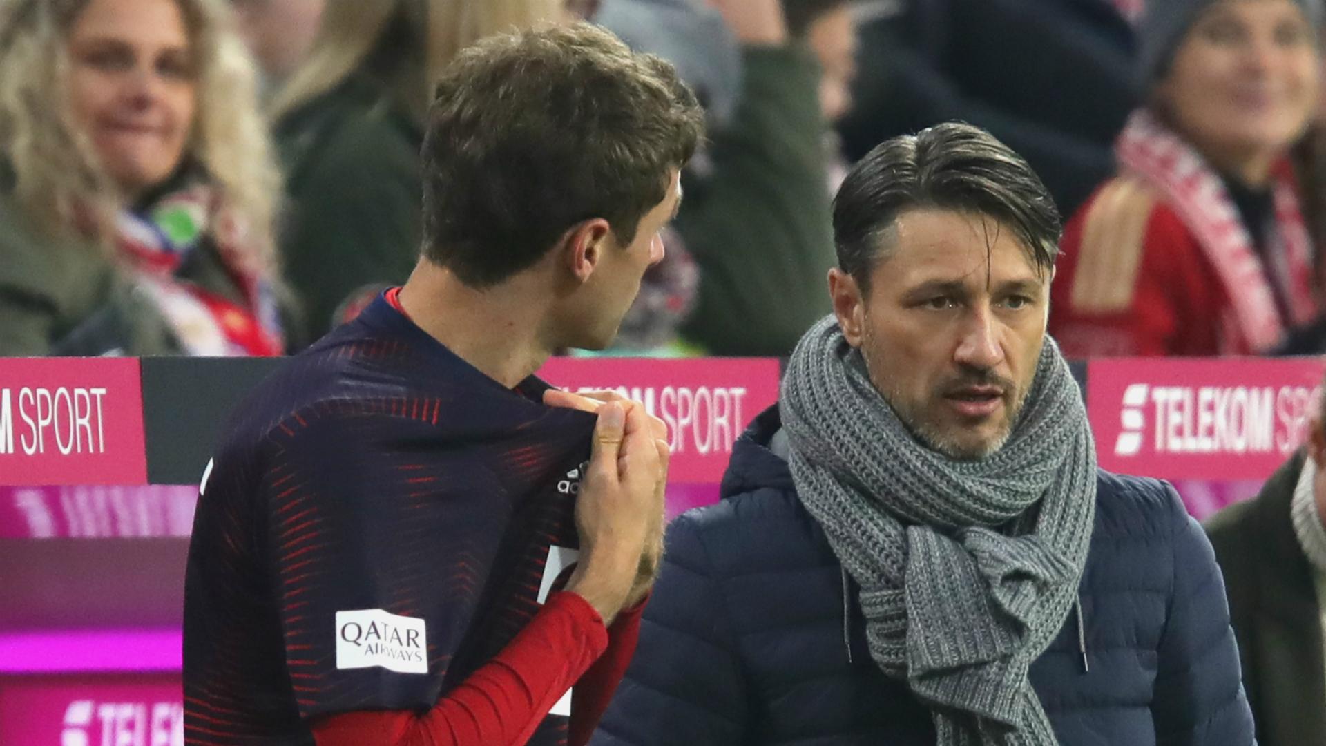 Thomas Muller's wife Lisa apologises to Niko Kovac over Instagram criticism