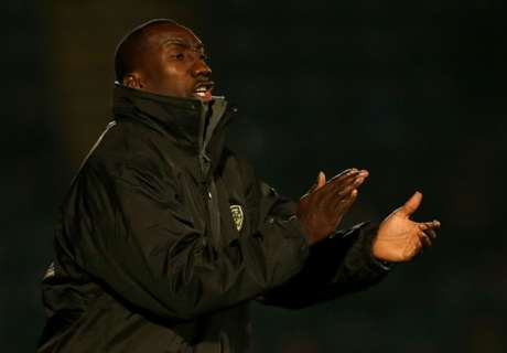 The story of Hasselbaink and Burton