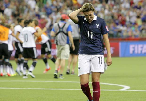 "France's Camille Abily slams FIFA: ""They Have To Stop ..."