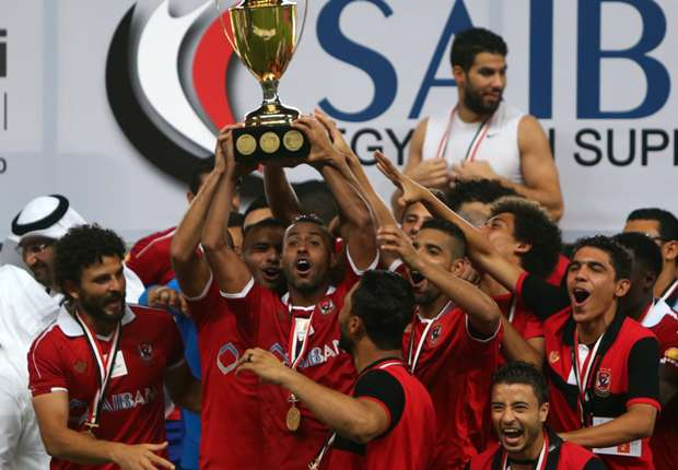 Barca trying to deceive people - Al Ahly