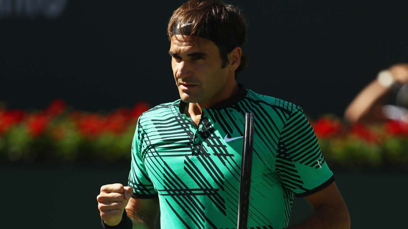 Roger Federer ties record with fifth Indian Wells championship