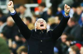 Ranieri's 96-year-old mother: Now my son is King of England