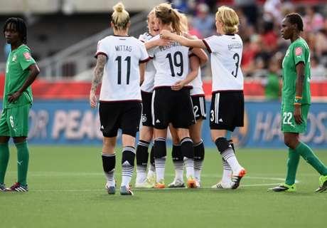 Germany put 10 past Cote d'Ivoire